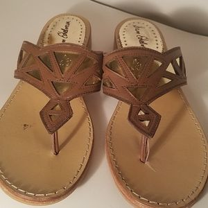 Sam Edelman Leather Sandals